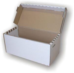 Papírová Krabice Na Oddělky Langstroth