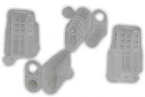Přidávací Plastová Klícka